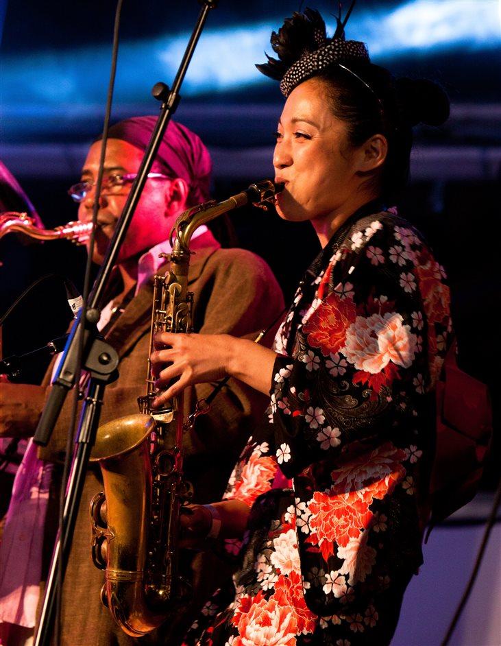 Canary Wharf Jazz Festival - Canary Wharf Jazz Festival, Ska Cubano