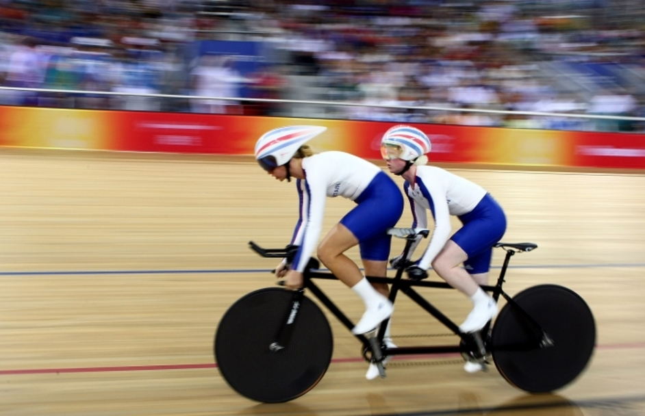London Olympics: Track Cycling - Image courtesy of London 2012