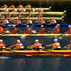 London Olympics: Rowing