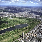 London Olympics: Hyde Park & the Serpentine