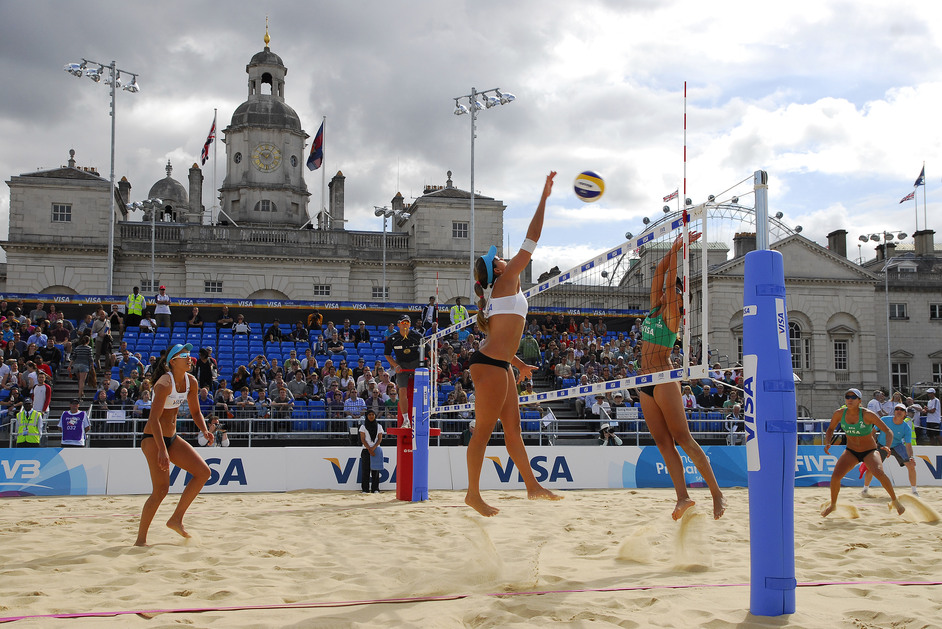 London Olympics: Volleyball