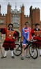 London Olympics: Hampton Court Palace