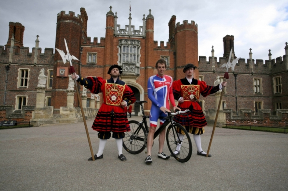 London Olympics: Hampton Court Palace - London 2012