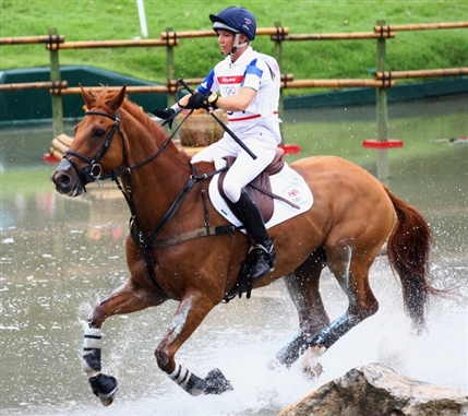 London Olympics: Equestrian Eventing