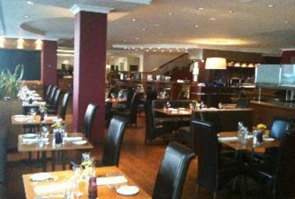 Portman Corner Restaurant Radisson Blu Portman Hotel
