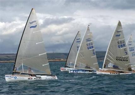 London Olympics: Sailing