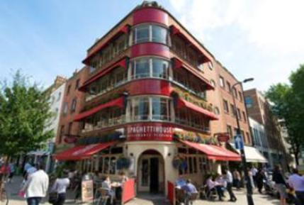 Spaghetti House Goodge Street Online Booking London