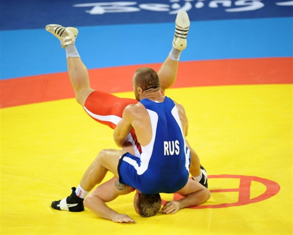 London Olympics: Wrestling