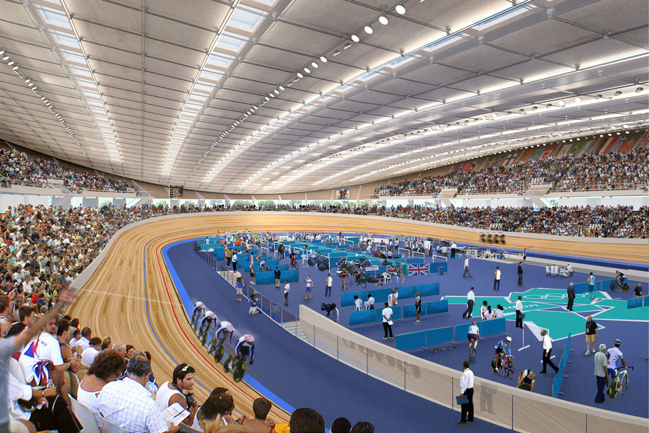 London Olympics Velodrome - London 2012