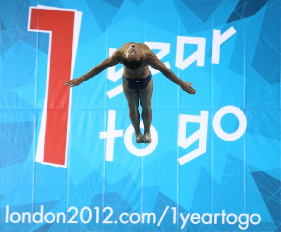 London Olympics: Diving - Image courtesy of London 2012