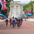 London Olympics: The Mall