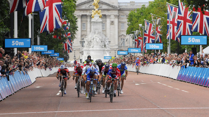 Road Cycling - London 2012