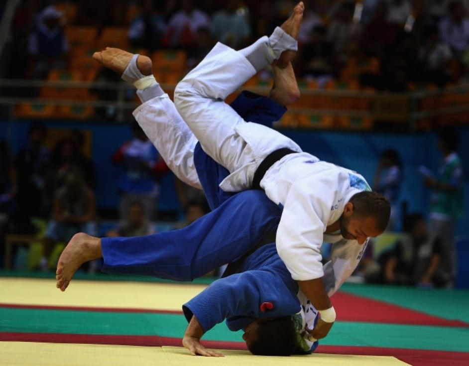 London Olympics: Judo - London 2012