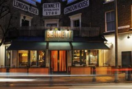 Bennett Oyster Bar and Brasserie