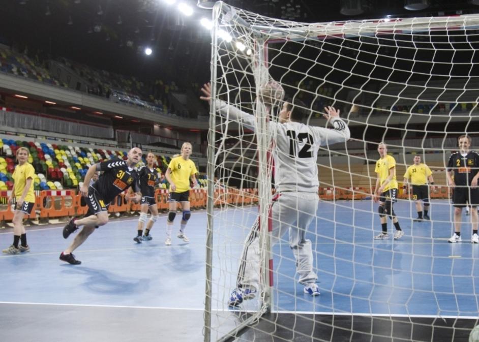 London Olympics: Handball (preliminaries) - London 2012