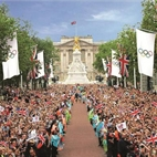 London Olympics: The Mall