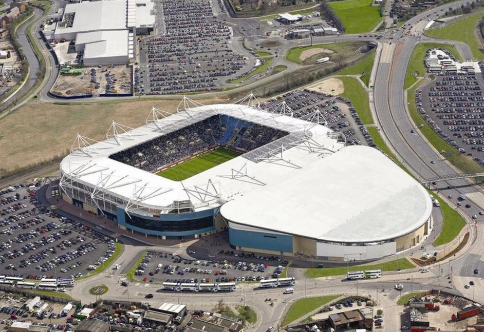 London Olympics: City of Coventry Stadium