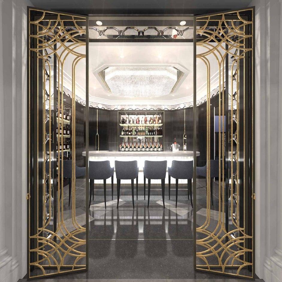 Knightsbridge - Crystal Bar