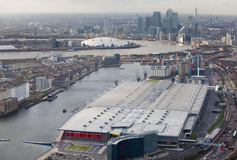 London Olympics: ExCeL Centre
