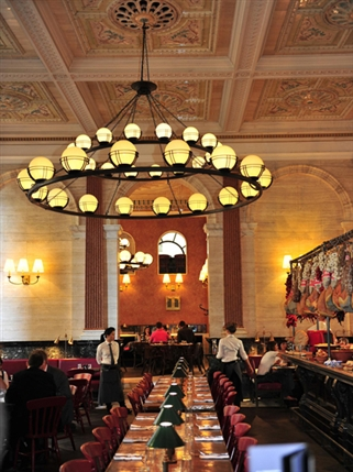 Jamie's Italian, Threadneedle Street