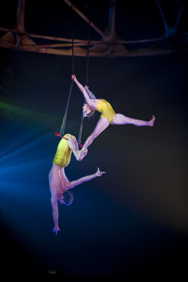 Cirque Du Soleil Totem Images South Kensington London