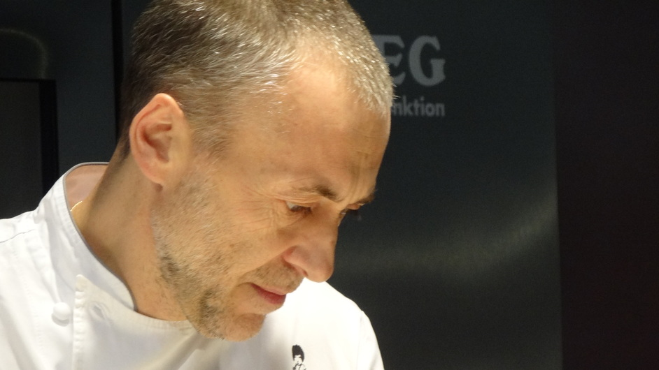 Le Gavroche - Michel Roux Jr - Photo by Ben Sutherland