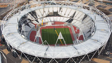 Rugby World Cup: New Zealand v Namibia - Olympic Stadium