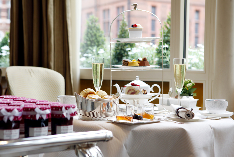 Afternoon tea at the ritz booking