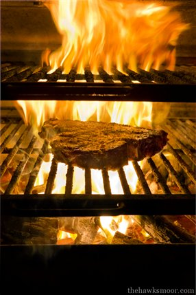 Basinghall Street - Porterhouse on Grill
