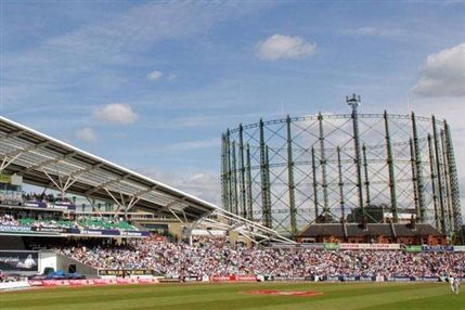 The Kia Oval Cricket Ground