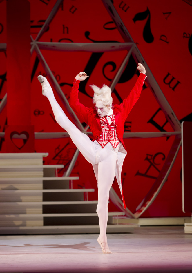 The Royal Ballet: Alice's Adventures in Wonderland - Johan Persson, courtesy of ROH