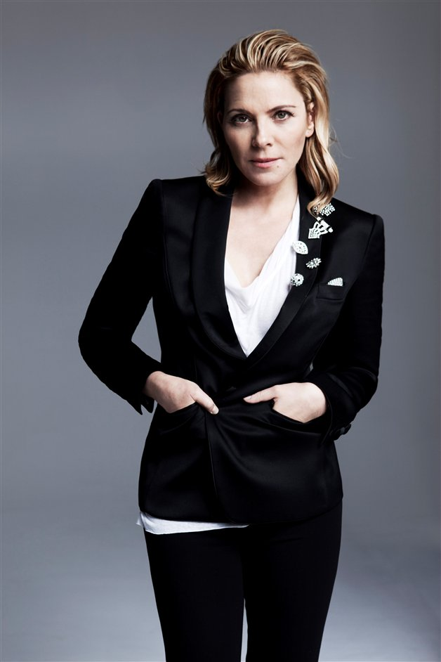 Sweet Bird of Youth - Kim Cattrall by Kate Orne