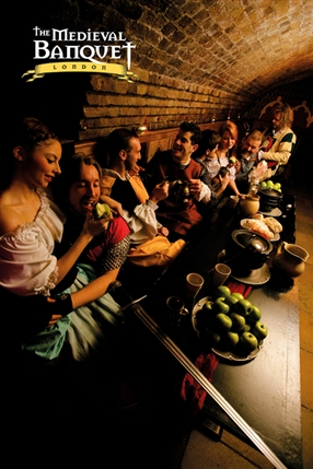 The medieval banquet ivory house london restaurants in london