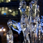 London Ice Sculpting Festival hotels title=
