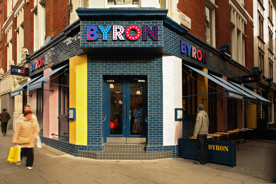 Byron - Charing Cross