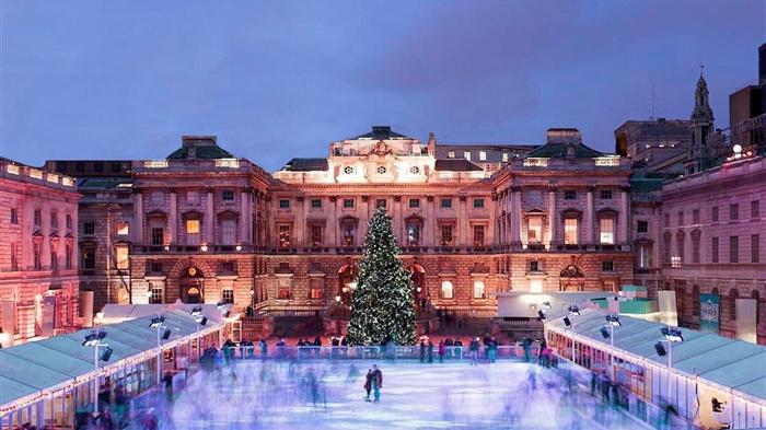 London Ice Skating Christmas In London 2014 Londontown Com
