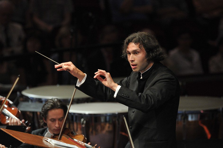 The Rest is Noise - Vladimir Jurowski -  (C) Chris Christodoulou