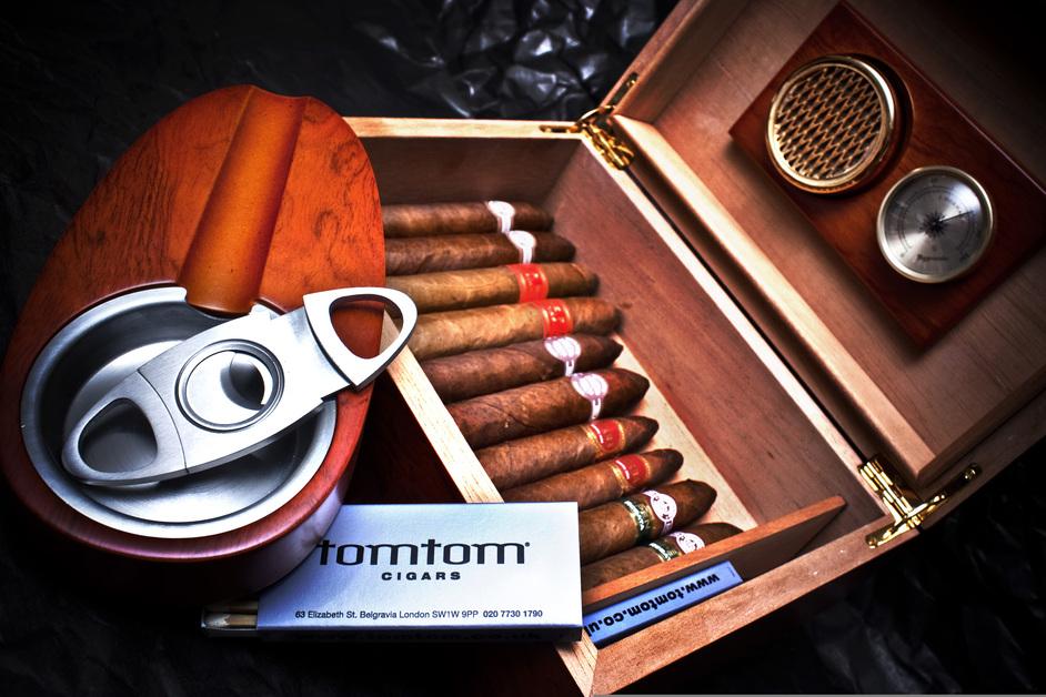 Tomtom Cigars