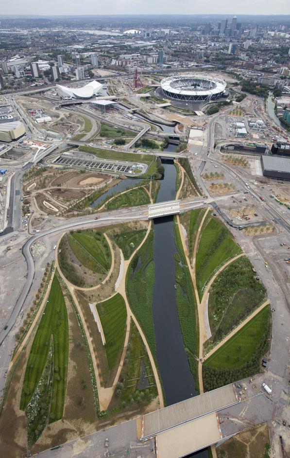 London 2012 Olympic Park - London 2012