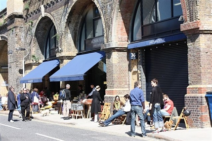 Maltby Street Market
