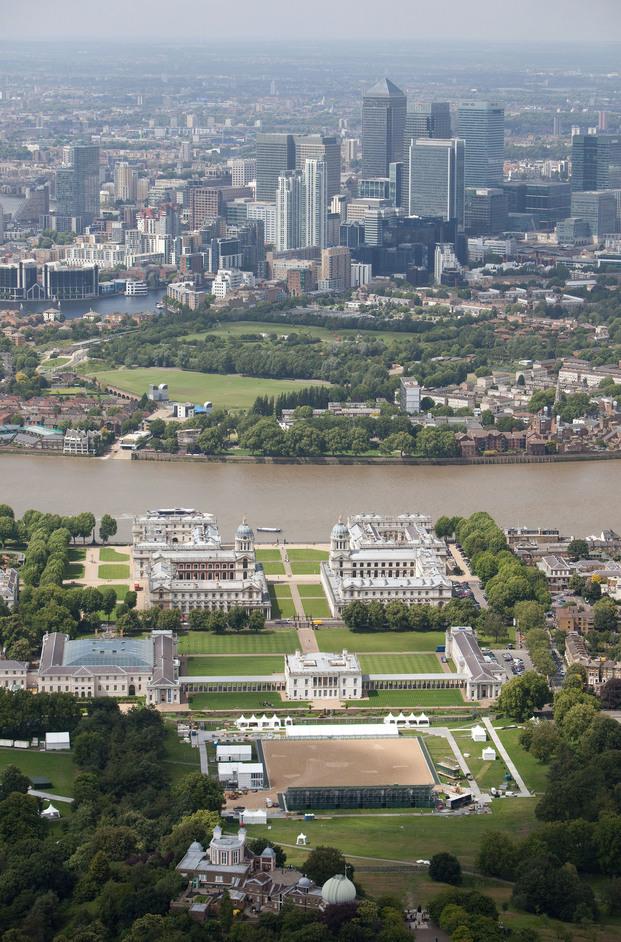 London Olympics: Greenwich Park