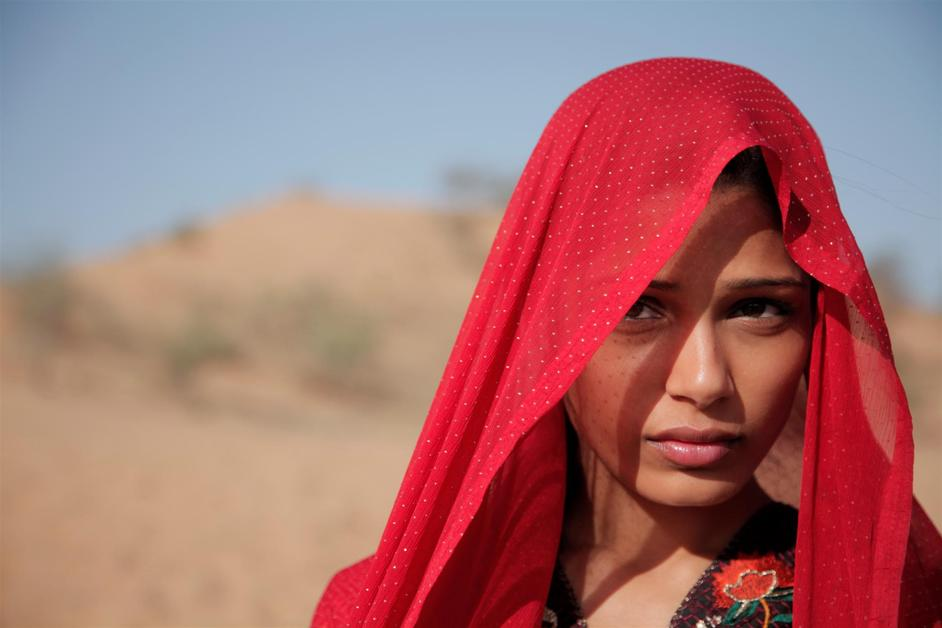 BFI 56th London Film Festival - Freida Pinto as Trishna - By Michael Winterbottom