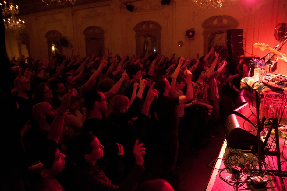 Bush Hall - Courtesy of Tim Ferguson / Encosion.com