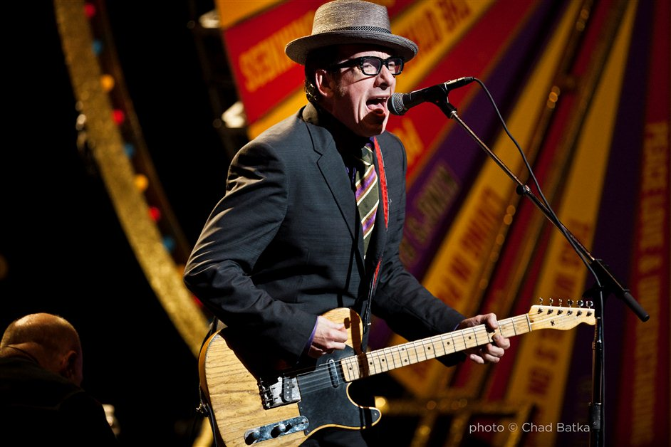 Elvis Costello & The Imposters - Elvis Costello