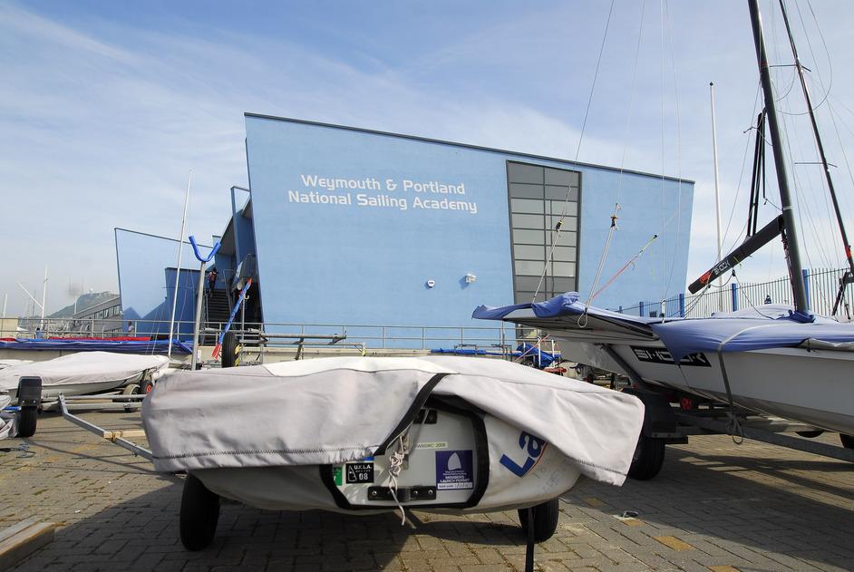 London Olympics: Weymouth and Portland
