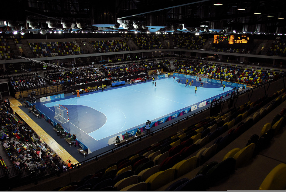 Copper Box Arena - LOCOG