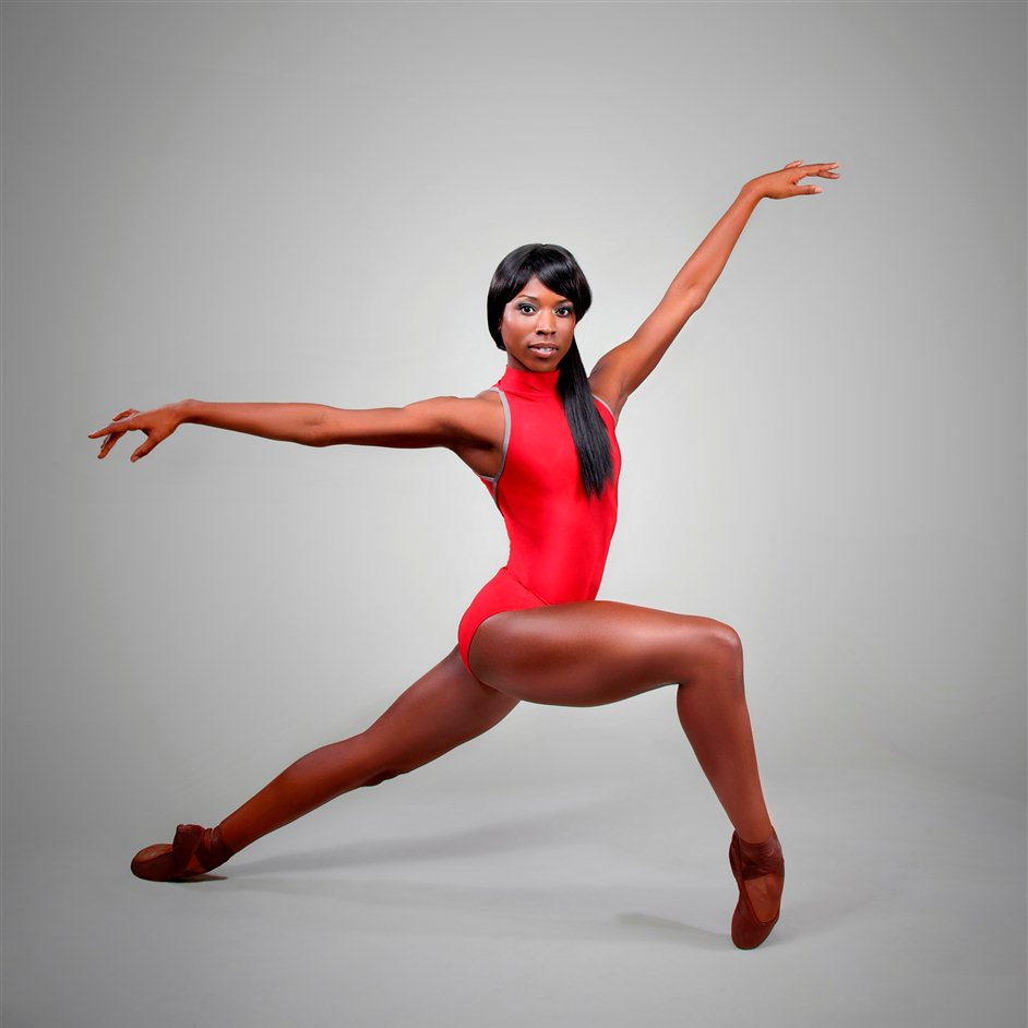 Ballet Black: EGAL/Dopamine (You Make My Levels Go Silly)/The One Played Twice/War Letters - Ballet Black, picture credit Steve Schofield. Dancer Cira Robinson.