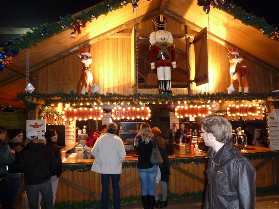 Southbank Centre Christmas Market - Xmas Markets Ltd., Alessa Lovegrove
