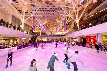 westfield ice rink