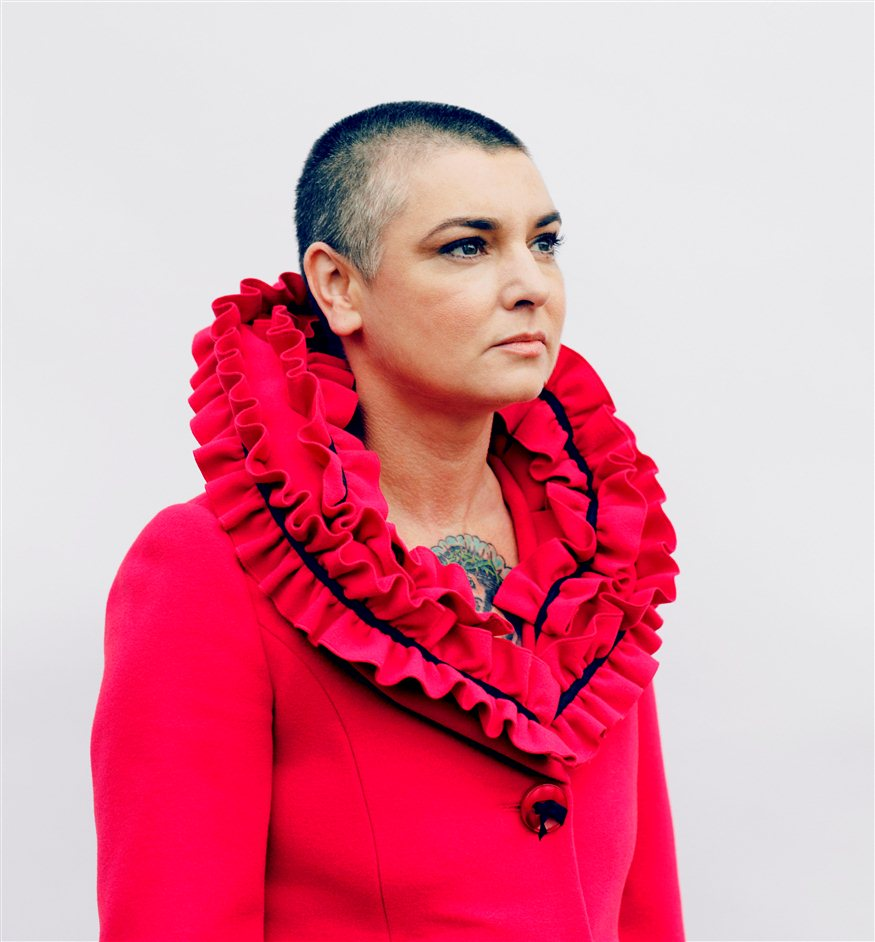 Sinead O'Connor - (c) neil gavin resized